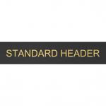 Standard Header